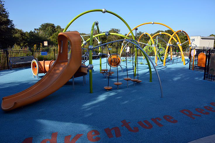 A Playground At The N C Aquarium Fort Fisher
