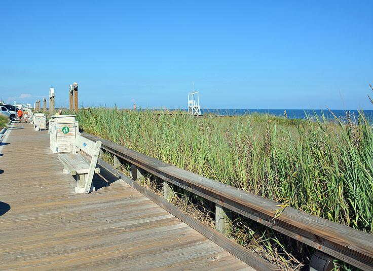 Kure Beach Oceanfront Park