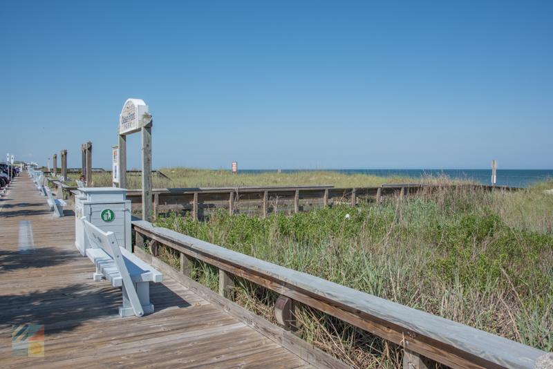 Kure Beach Boardwalk