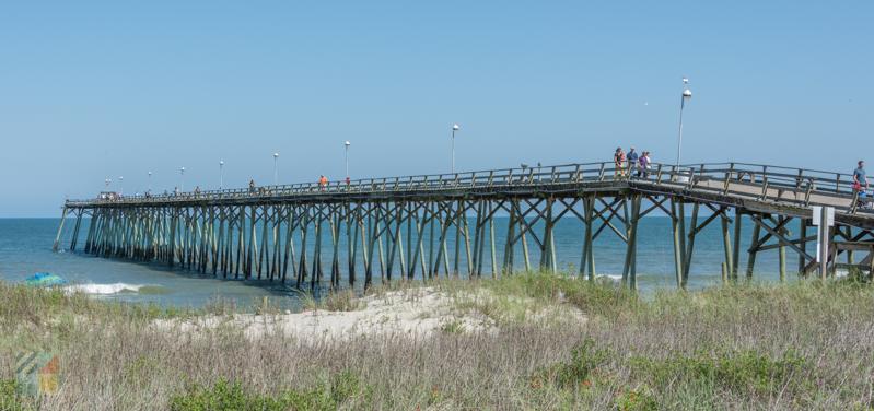 Carolina beach fishing guide for Pier fishing tips