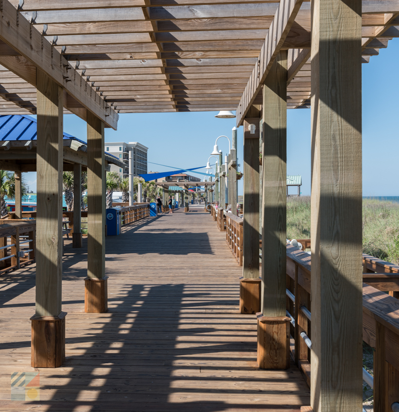 Carolina Beach Boardwalk