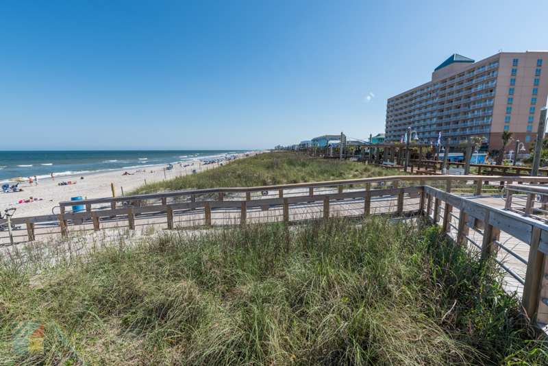 Carolina Beach Boardwalk Access