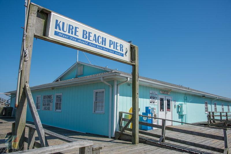 Kure Beach Pier Restaurants