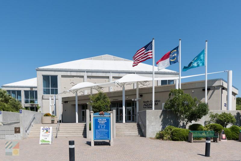 NC Aquarium at Fort Fisher - CarolinaBeach.com