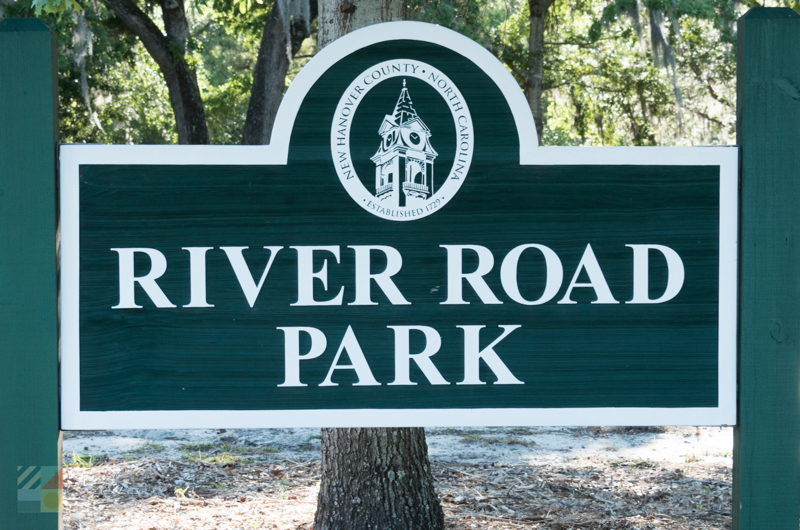 River Road Park in Wilmington, NC