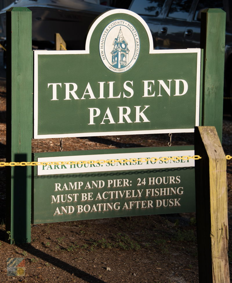 Trails End Park in Wilmington NC