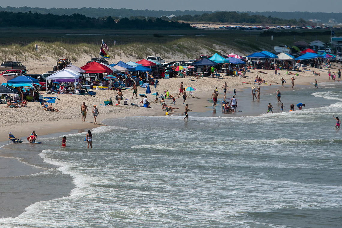 Top 10 Attractions at Carolina Beach